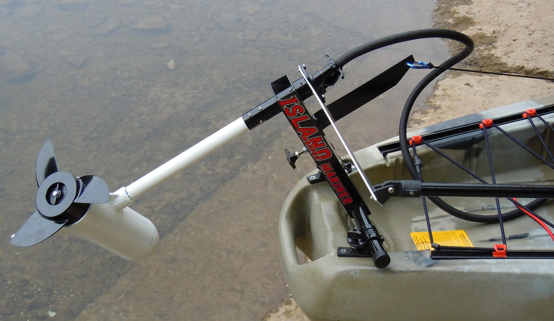 transom mount kayak motors kayak motor island hopper